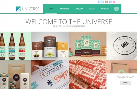 Universe Featured