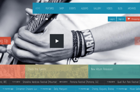 Muse › Music Band Responsive WordPress Theme 2014-02-26 23-52-17