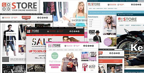 best ecommerce wordpress theme