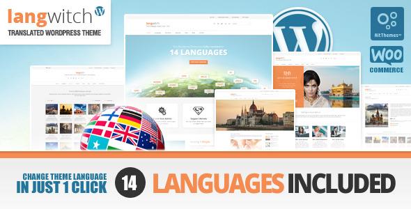 multilingual wordpress theme