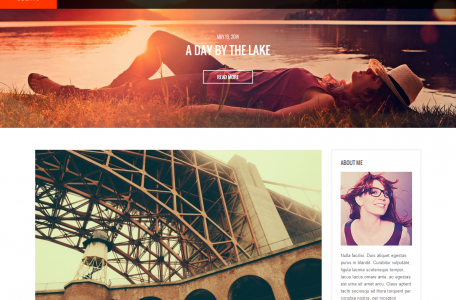 Uberto – A Blogging Theme for Wordpress