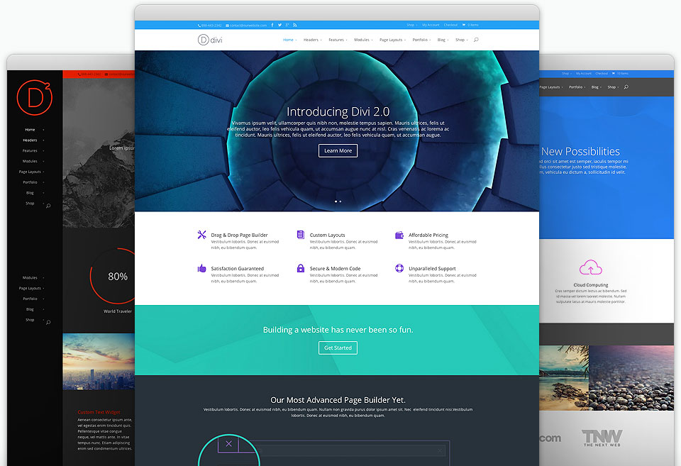 25+ BEST Corporate WordPress Themes 2014 | WP AWARDS