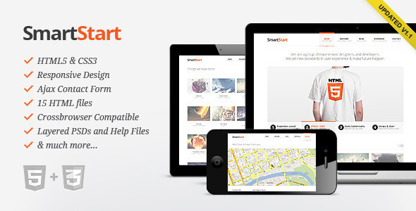 SmartStart Simple WordPress Theme