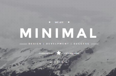 simple wordpress themes collection