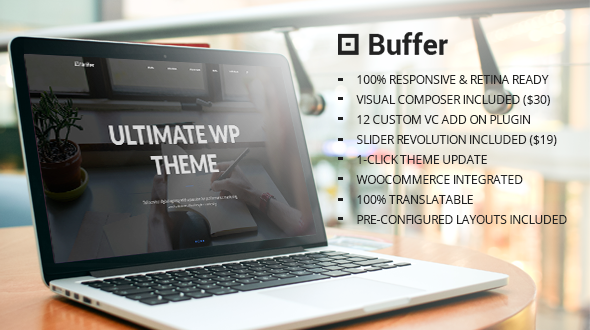 Ultimate Simple WP Theme