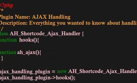 ajax and wordpress